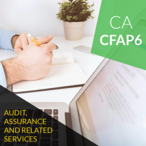 CFAP 6 - Audit, Assurance and related services