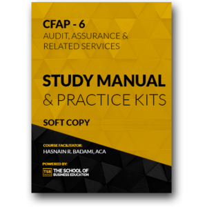 CFAP–6 Study Manual & Practice Kits (Soft Copy)