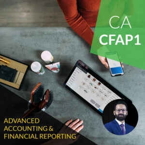 CA CFAP 1 Financial Reporting