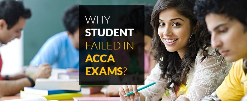 Why students fail in exams
